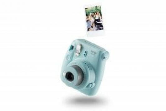 Idea regalo fotocamera con stampa immediata