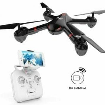 Idea regalo ragazzi drone con videocamera hd