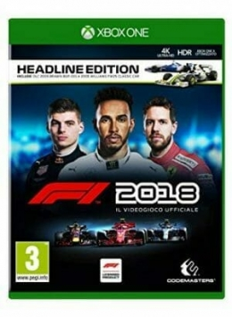 Gioco per x box One x f1 2018