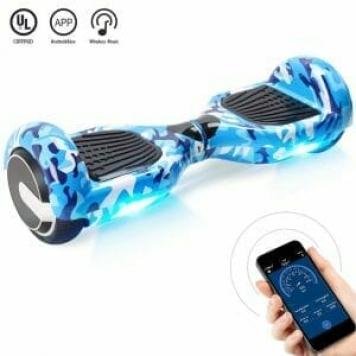 idea regalo per bambini hoverboard