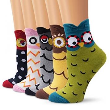 idea regalo calzini colrati donna
