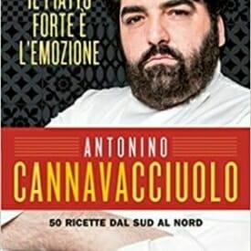 Antonino Canavacciuolo 'il piatto forte è l'emozione'