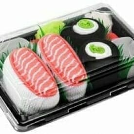 Calzini sushi