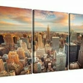 Canvas trittico