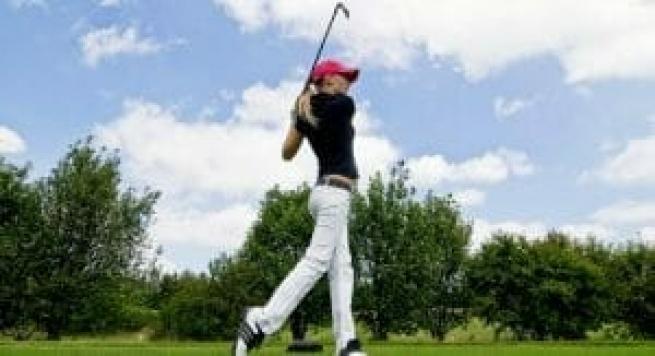 idea regalo, corso di golf per principianti