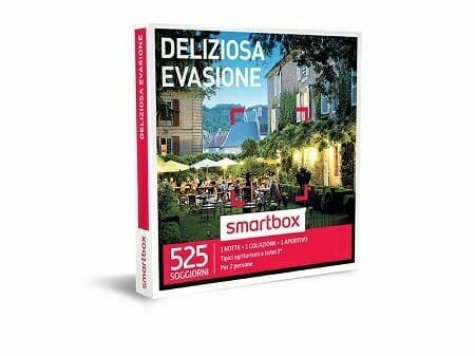 smartbox idea regalo deliziosa evasione