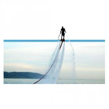 flyboard sul lago maggiore come idea regalo