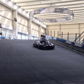 Guidare un go-kart