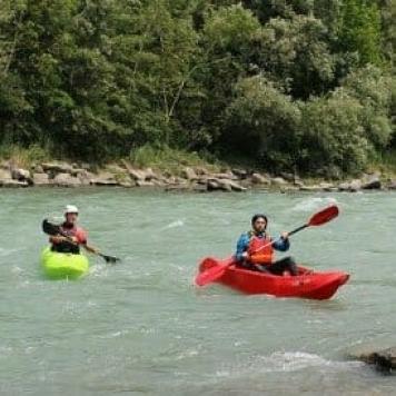 idea regalo per amanti degli sport acquatici kayak