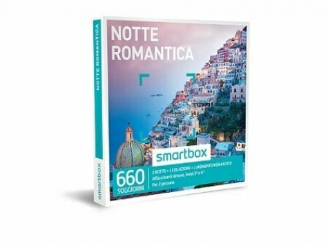 notte romantica smartbox