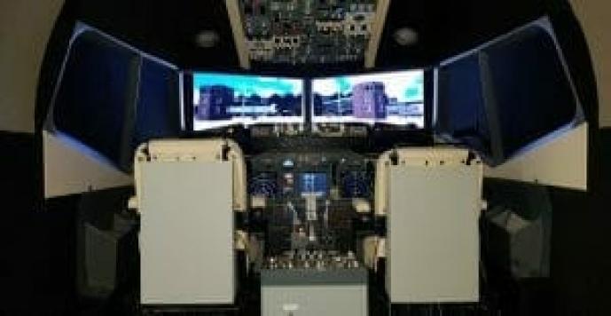 idea regalo simulatore di volo
