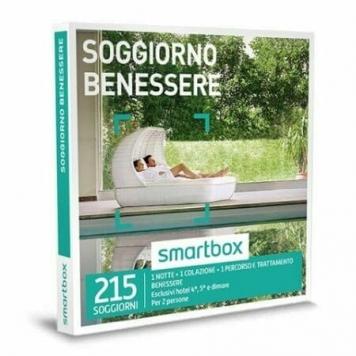 smartbox soggiorno benessere idea regalo