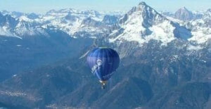 esperienze regalo volo in mongolfiera